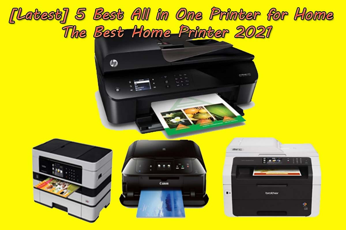 All in One Printer for Home