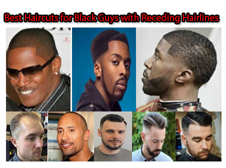The best tips for receding hairline black men. If you're also a black man and searching how to receding hairline in black Men then it's a right place for you. Here you'll get why and how to reduce receding hairline black men. There are many our black brother and sister are facing receding Hairline issue. They may not know why receding hairline black male