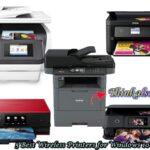 Best Multifunctional Printers for Windows 10