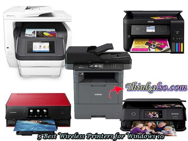 Best Multifunctional Printers for Windows 10