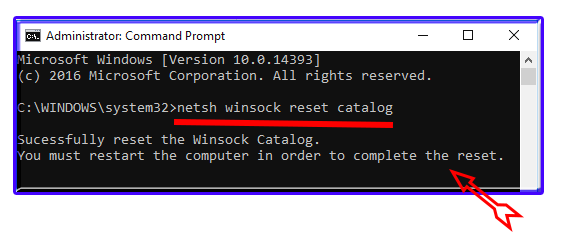 DNS_PROBE_FINISHED_NXDOMAIN in Chrome
