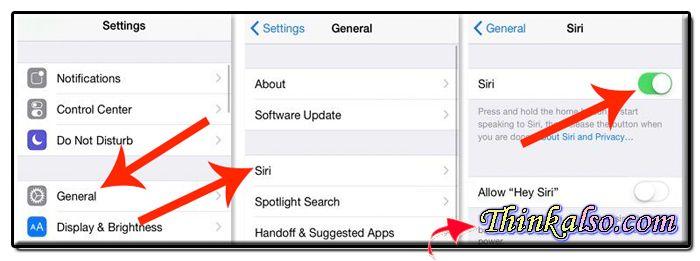 How to Access Siri