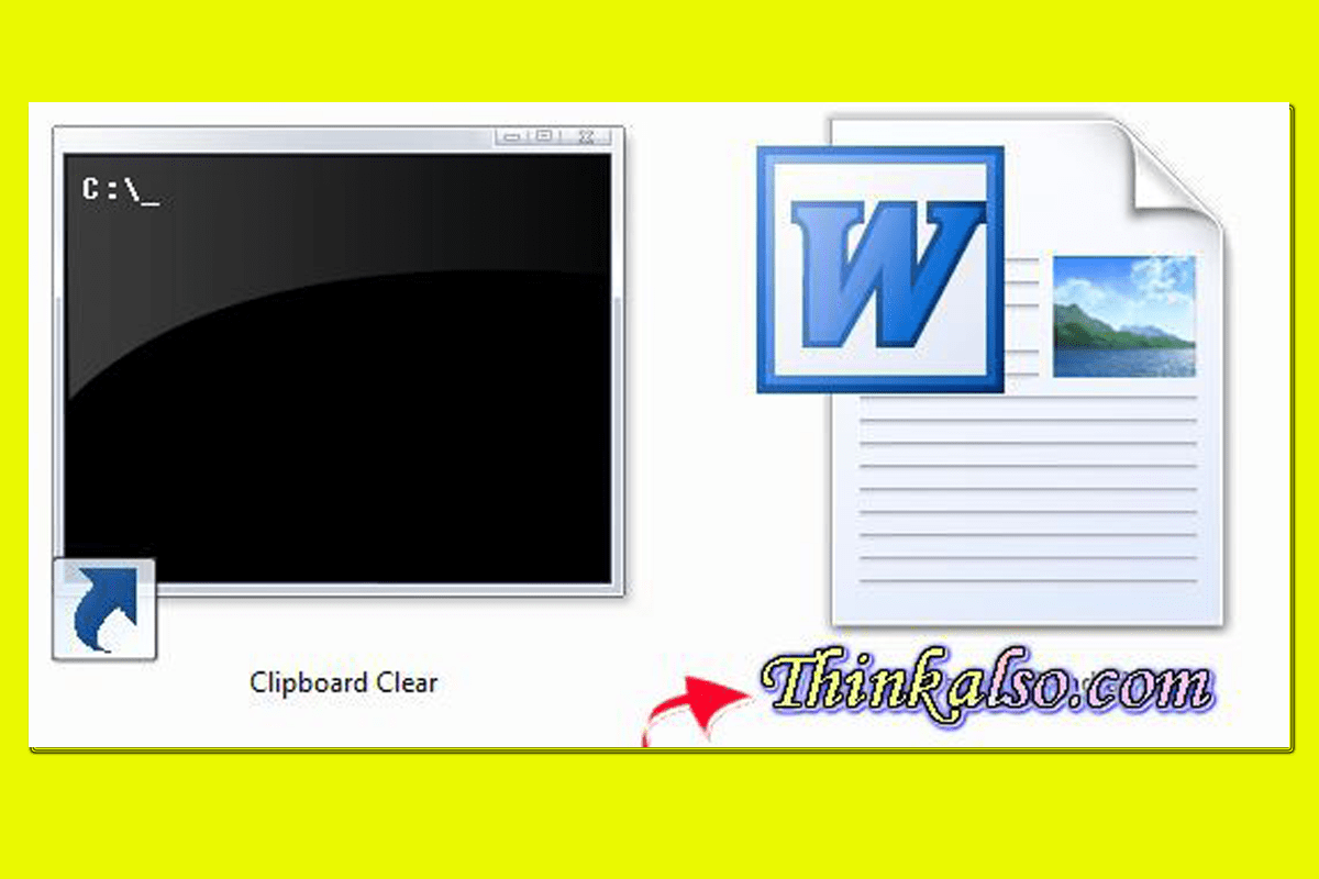 How to Find and Clear Clipboard in Windows 10 8