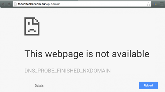 How to Fix DNS_PROBE_FINISHED_NXDOMAIN Error in Google Chrome WB