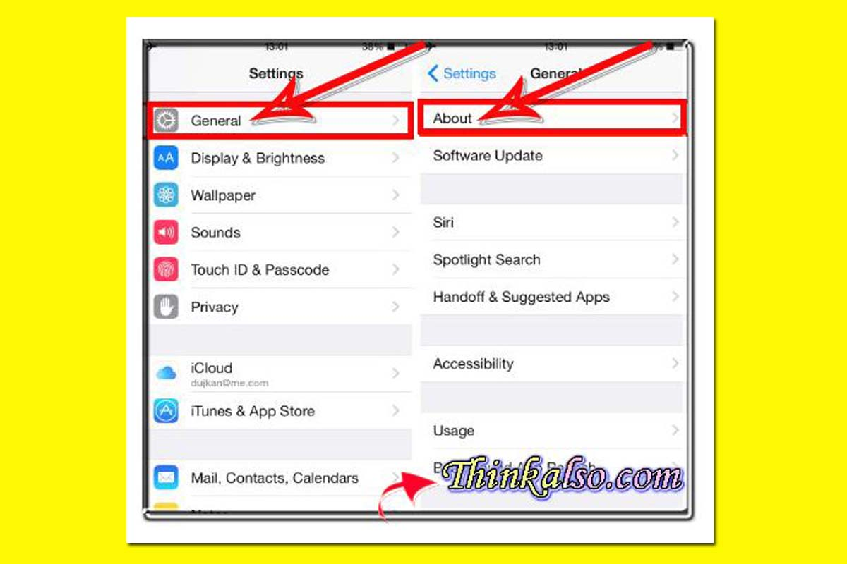 How to Change iPhone Name in iTunes
