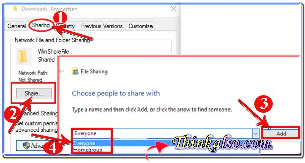 How to Share Files Between Mac and PC Windows 10 8