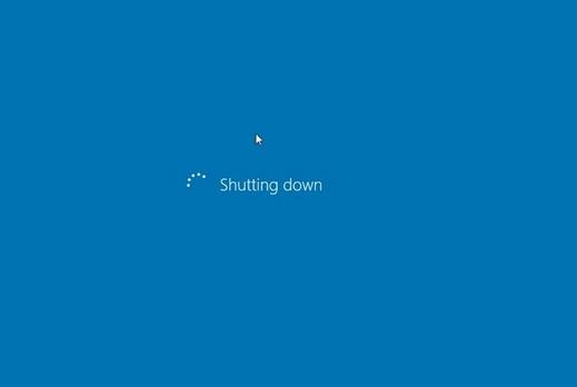 Improve windows 10 Shutdown speed