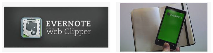 Mail Clipper on Evernote