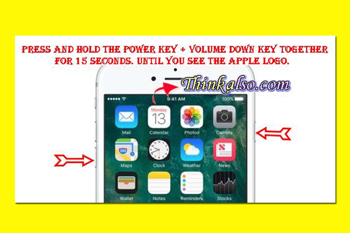 Soft Reset Method for iPhone 14 Max