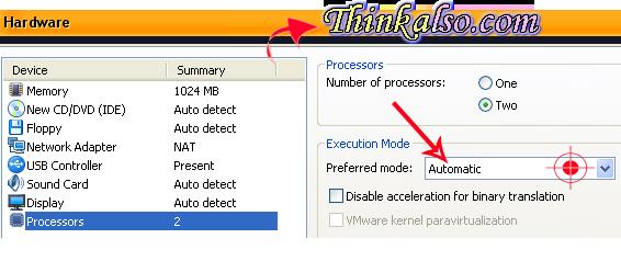 windows 10 hardware tab, How to Install 64 Bit on 32 Bit VMware Workstation