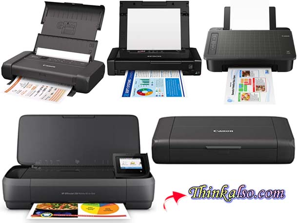 5 Month Best Wireless Portable Printers in 2021 for Office