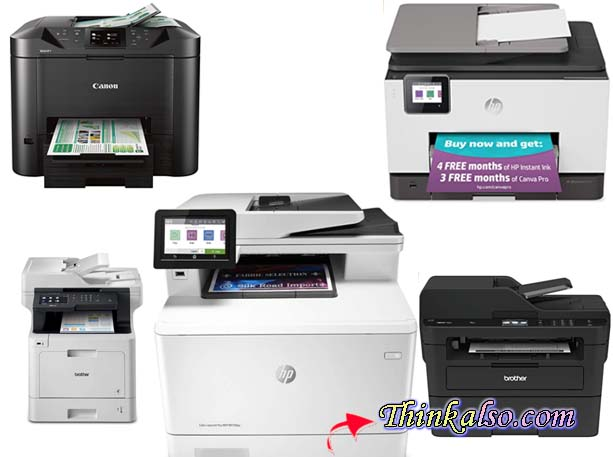 Which 5 Year Best Business Printers, All-in-One in 2021