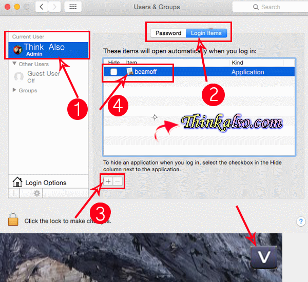 Fixed Slow Display VMware OS X and Screen Lagging Issues On Yosemite, Add Beamoff at startup in VM