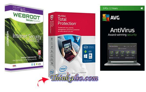 Best Antivirus under 50 100 dollars