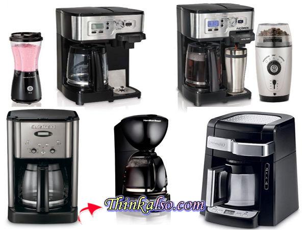 Best Drip Coffee Maker 2021, top 5 Best Drip Coffee Makers Under 100 Dollars