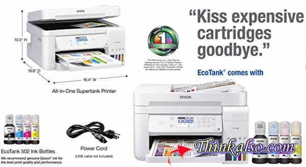 Best Epson EcoTank Printers for Mac