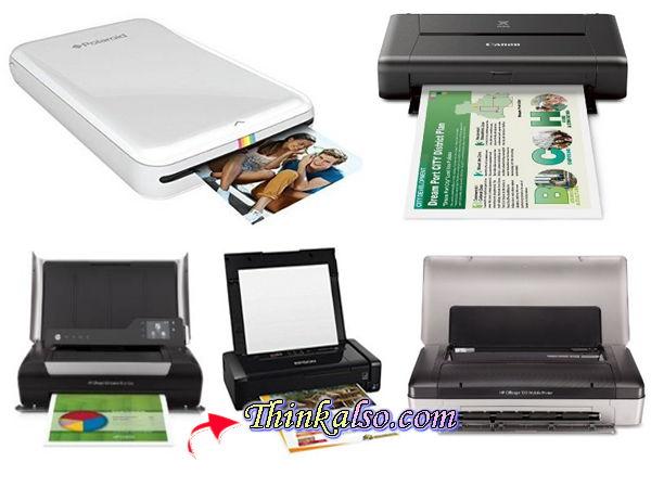 Best Wireless Mobile Printer