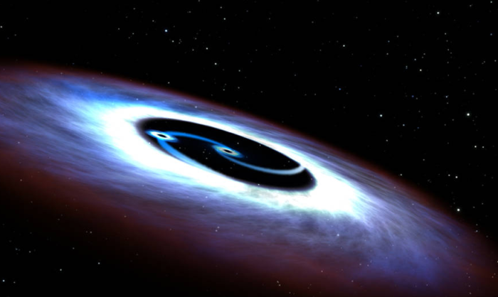 Double Black Holes