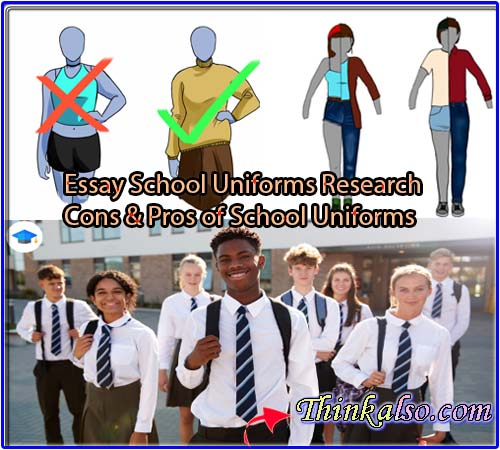 Essay School Uniforms Research - Cons and Pros of School Uniforms.jpg
