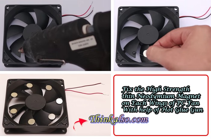 How Can a CPU Fan Generate Electricity