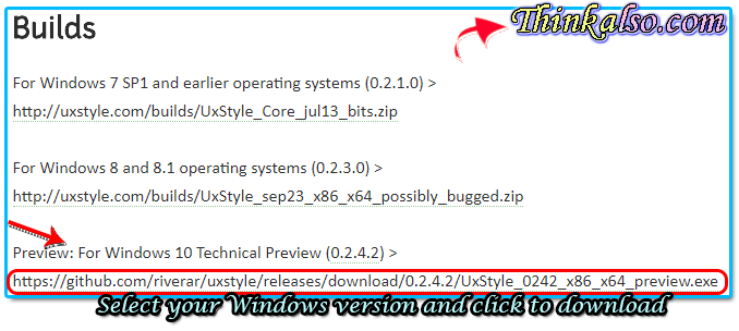 How to Download and Install UxStyle Software to Bypass Microsoft Restrictions