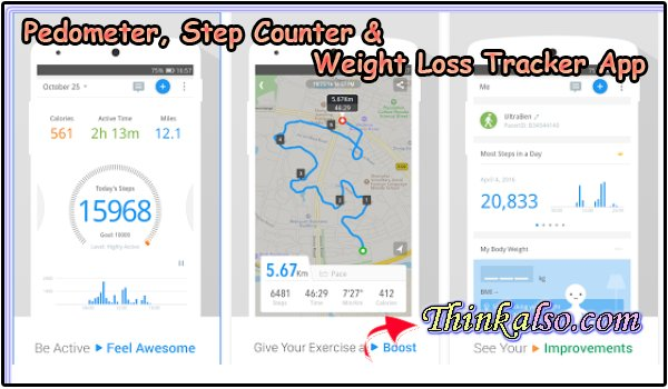 Top 5 Best Walking Apps for iPhone and Android fitbit compatible apps best Step Tracker App work