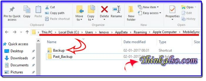 5 Easy Steps to Change iTunes Backup Location in Windows 10