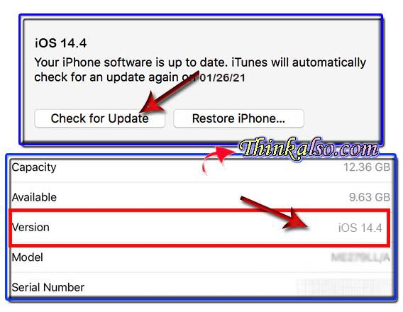 How to Check Latest Version of iOS on iPhone and iPad