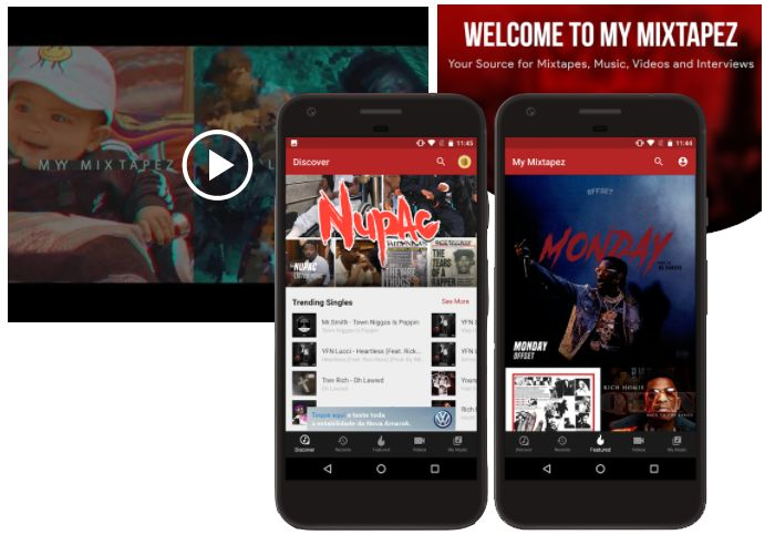 My Mixtapez Song the Best Free Music Downloads for CellPhone 2021