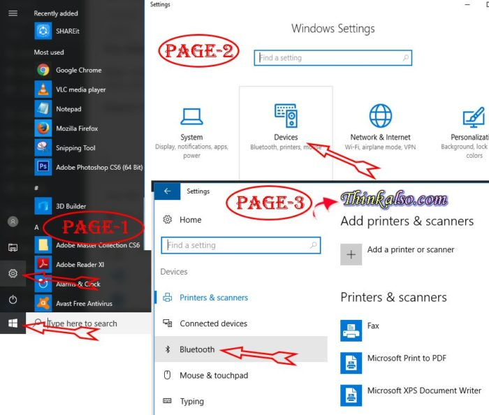 Steps to Connect Wireless Headphones to Laptop Windows 10