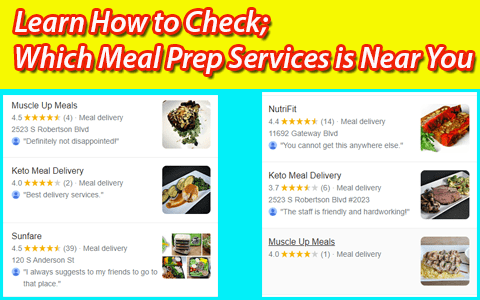 Best Meal Prep Delivery Services near me