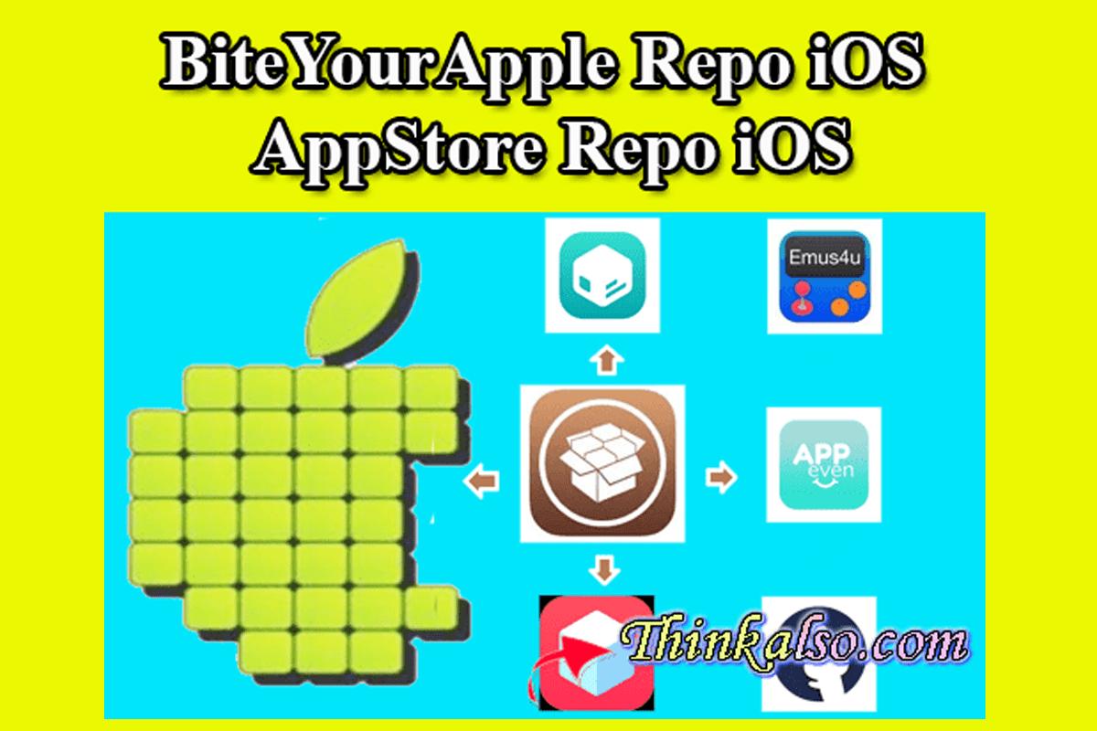 BiteYourApple Repo iOS 14 AppStore Repo iOS 14