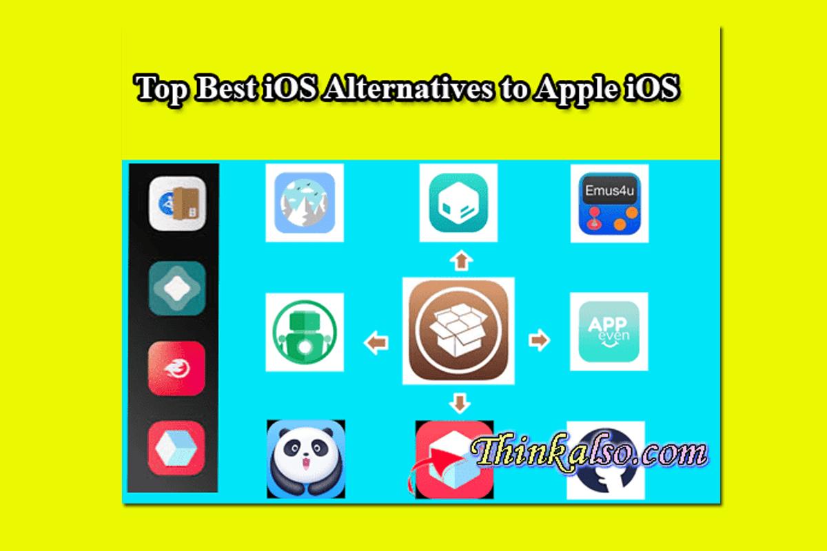 Top Best iOS Alternatives-to Apple iOS