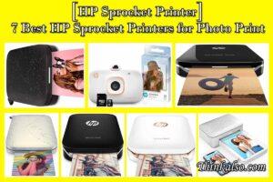 HP Sprocket Printer